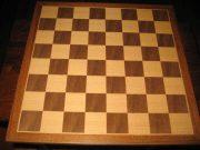 No 7014M-I Chess Board Imperfect